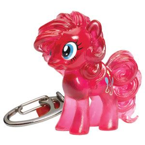 My Little Pony Special Edition Crystal Pony Key Chains