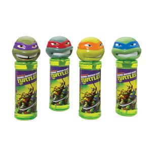Teenage Mutant Ninja Turtles 8 oz. Bubbles with Wand