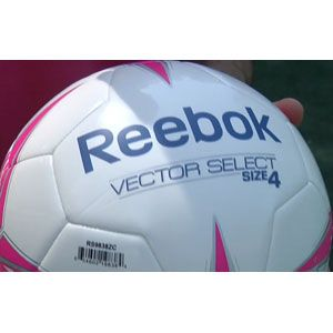 Reebok Vector Select Soccer Ball Size 4