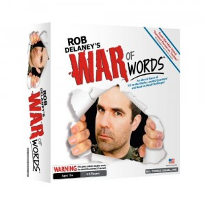 Rob Delaney's War of Words