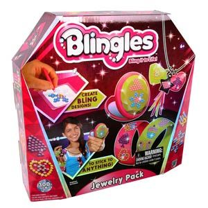 Blingles Jewelry Pack