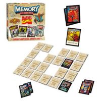Memory Challenge: Marvel Comics Edition