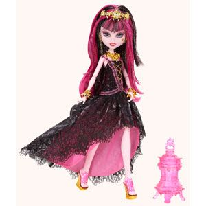 Monster High 13 Wishes Haunt the Casbah Draculaura