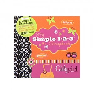 Robin Zingone's My Simple 1-2-3 Scrapbook