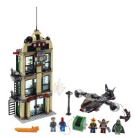 LEGO Marvel Superheroes Spider-Man: Daily Bugle Showdown