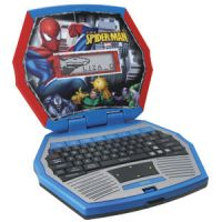 Spider-Man Growing Smart Learning Laptop