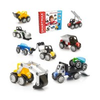 SmartMax Magnetic Discovery Power Vehicles Max