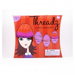 Threadz Make a Beanie Kit