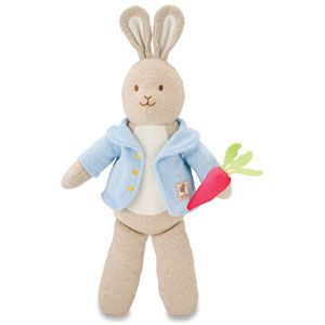 Peter Rabbit. . .Naturally Better
