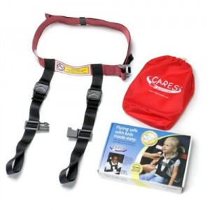 CARES Child Aviation Restraint System
