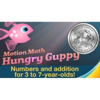 Motion Math: Hungry Guppy & Motion Math: Hungry Fish