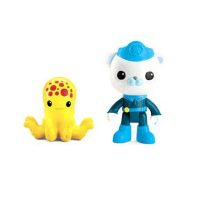 Octonauts Barnacles & the Octopus
