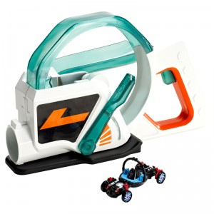 Hot Wheels Ballistiks Rapid Fire Blaster