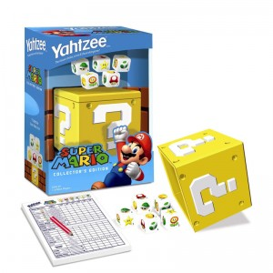 Yahtzee: Super Mario Collector's Edition