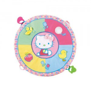 Hello Kitty Tummy Time Playmat