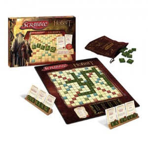 The Hobbit Scrabble
