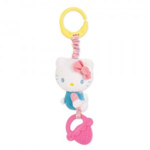 Hello Kitty Squeaker Teether