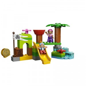 LEGO Duplo Jake and the Never Land Pirates Never Land Hideout