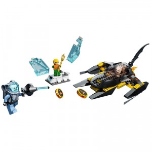 LEGO DC Universe Superheroes Arctic Batman vs. Mr. Freeze: Aquaman on Ice