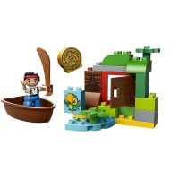 LEGO Duplo Jake and the Never Land Pirates Jake's Treasure Hunt