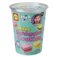 Mix a Treat Make Marshmallow Cookies