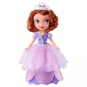 Sofia the First Royal Curtsy Doll