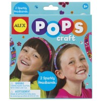 Pops Craft 2 Sparkly Headbands