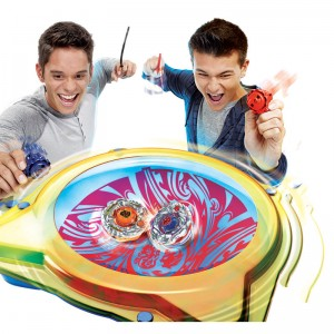 Beyblade Shogun Steel Samurai Cyclone Battle