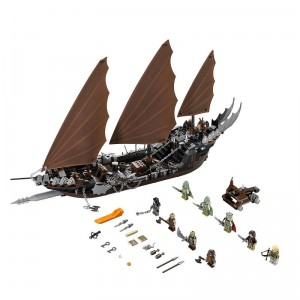 LEGO The Lord of the Rings Pirate Ship Ambush