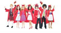 High School Musical 3 Dolls