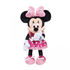 Tickled Pink Minnie Mouse