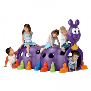 Feber Happy Caterpillar Play Tunnel