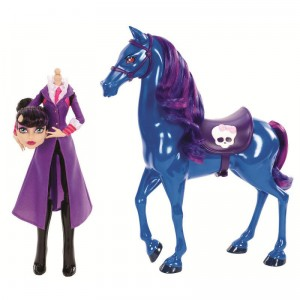 Monster High Headless Headmistress Bloodgood