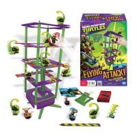 Teenage Mutant Ninja Turtles Flying Attack