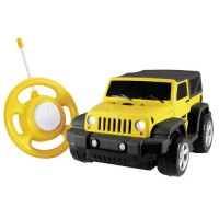 My First R/C Jeep Wrangler
