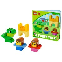 LEGO Duplo Read & Build Kits A Fairy Tale