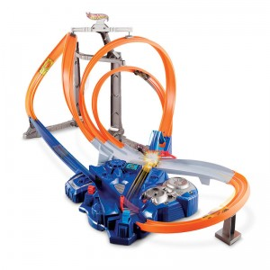 Hot Wheels Triple Track Twister