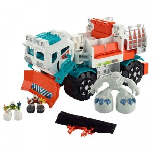 Matchbox Big Boots Arctic Yeti Catcher