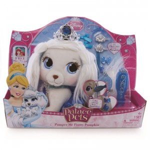 Disney Princess Palace Pets Pamper Me Pretty Pumpkin