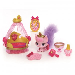 Disney Princess Palace Pets Beauty & Bliss Playset Beauty