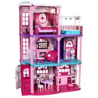 Barbie Three-Story Dream House