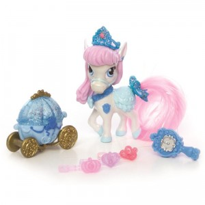 Disney Princess Palace Pets Primp & Pamper Ponies Bibbidy