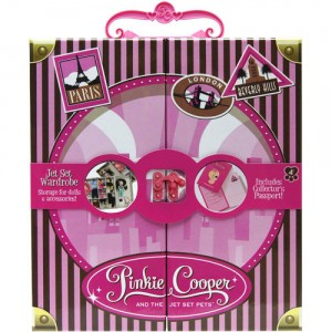 Pinkie Cooper and the Jet Set Pets Jet Set Wardrobe