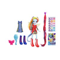 My Little Pony Equestria Girls Rainbow Dash with Accessories