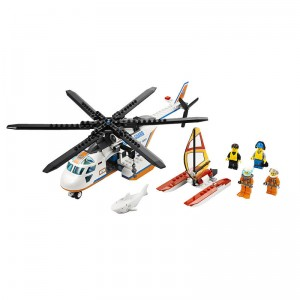 LEGO City Coast Guard Helicopter