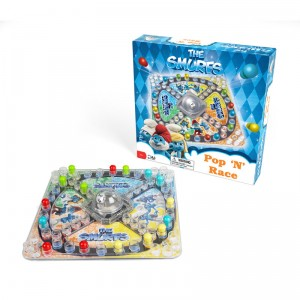 The Smurfs Pop n Race