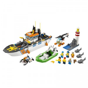 LEGO City Coast Guard Patrol