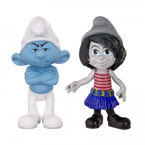 The Smurfs Grouchy & Vexy