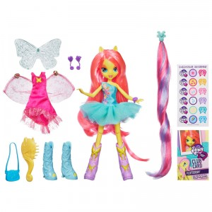 My Little Pony Equestria Girls Fluttershy with Accessories