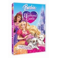 Barbie & The Diamond Castle DVD